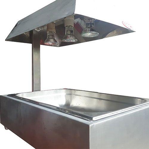 Secador de Batata Frita Cozinha Industrial