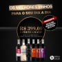 Kit 5 Garrafas - Especial Inverno + Red Blend Presente