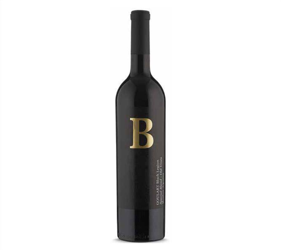 Goulart B Black Legion Special Blend 2015 - 4.0 Vivino