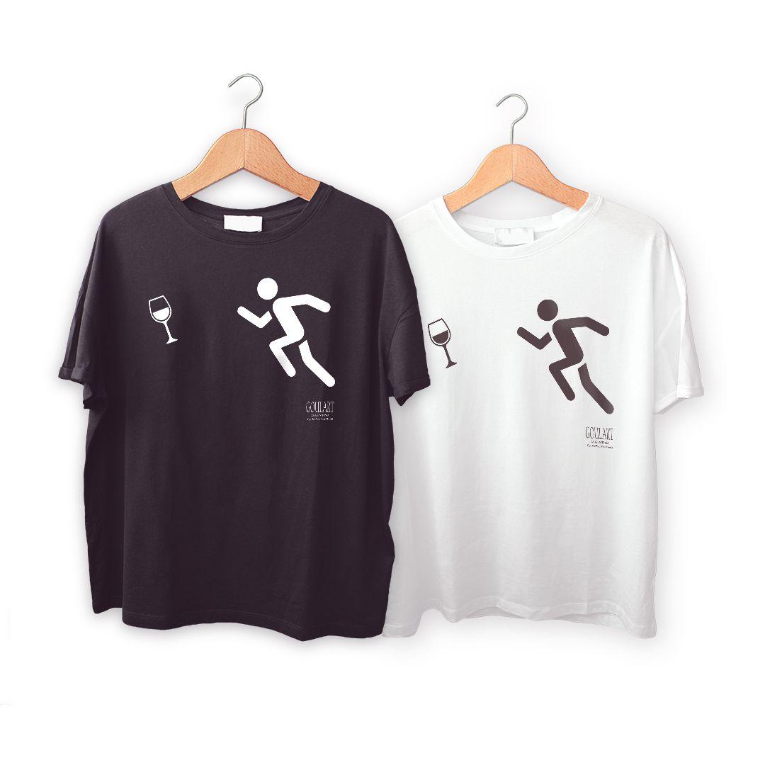 Camiseta Wine Atleta