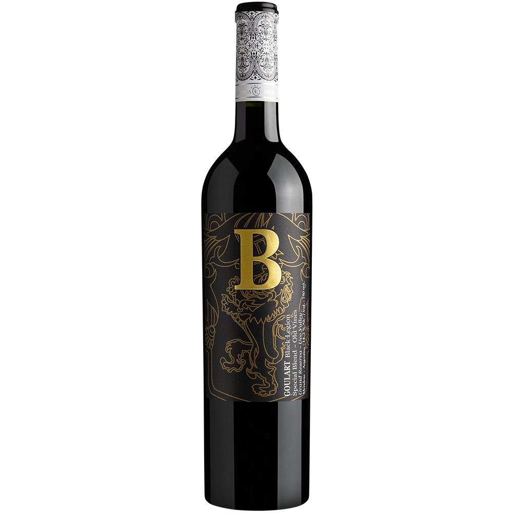 Goulart B Black Legion Special Blend 2018 - 4.0 Vivino