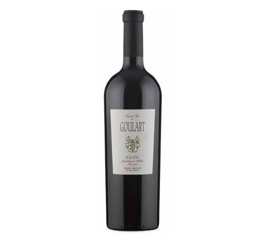 Goulart Grand Vin Malbec  Single Vineyard 2008