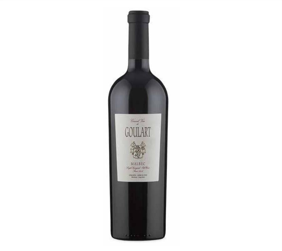 Goulart Grand Vin Malbec  Single Vineyard 2010