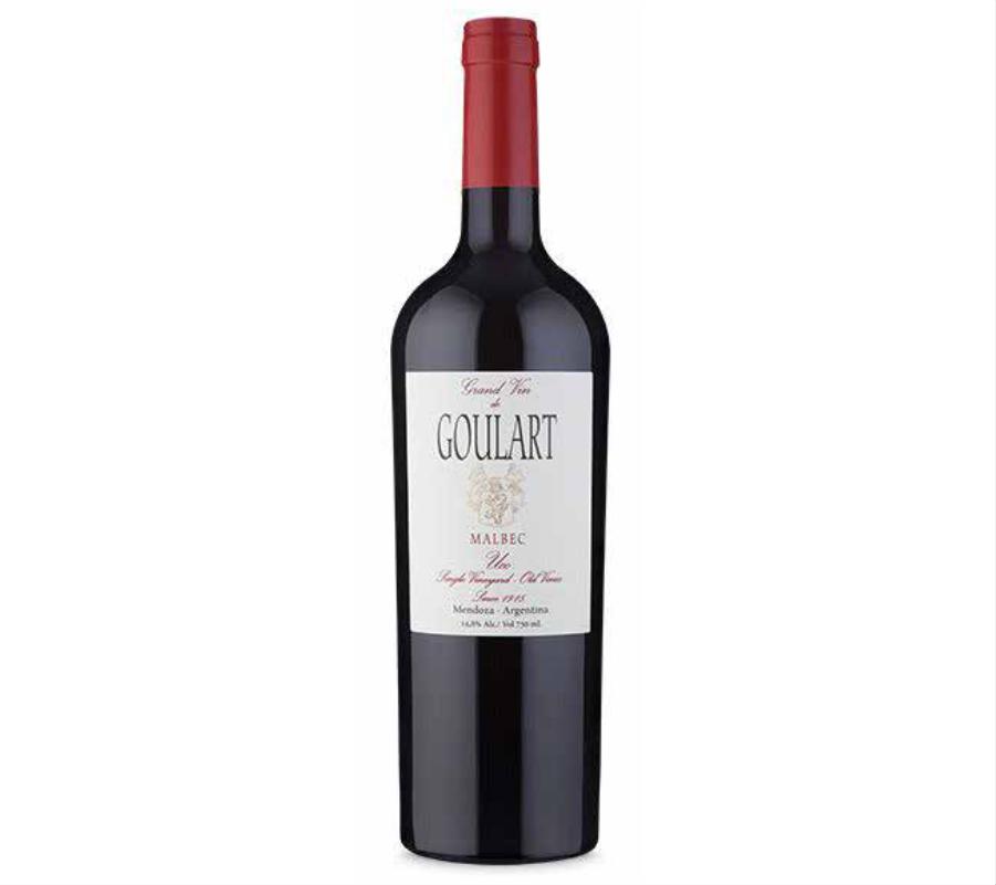 Goulart Grand Vin UCO Malbec 2010