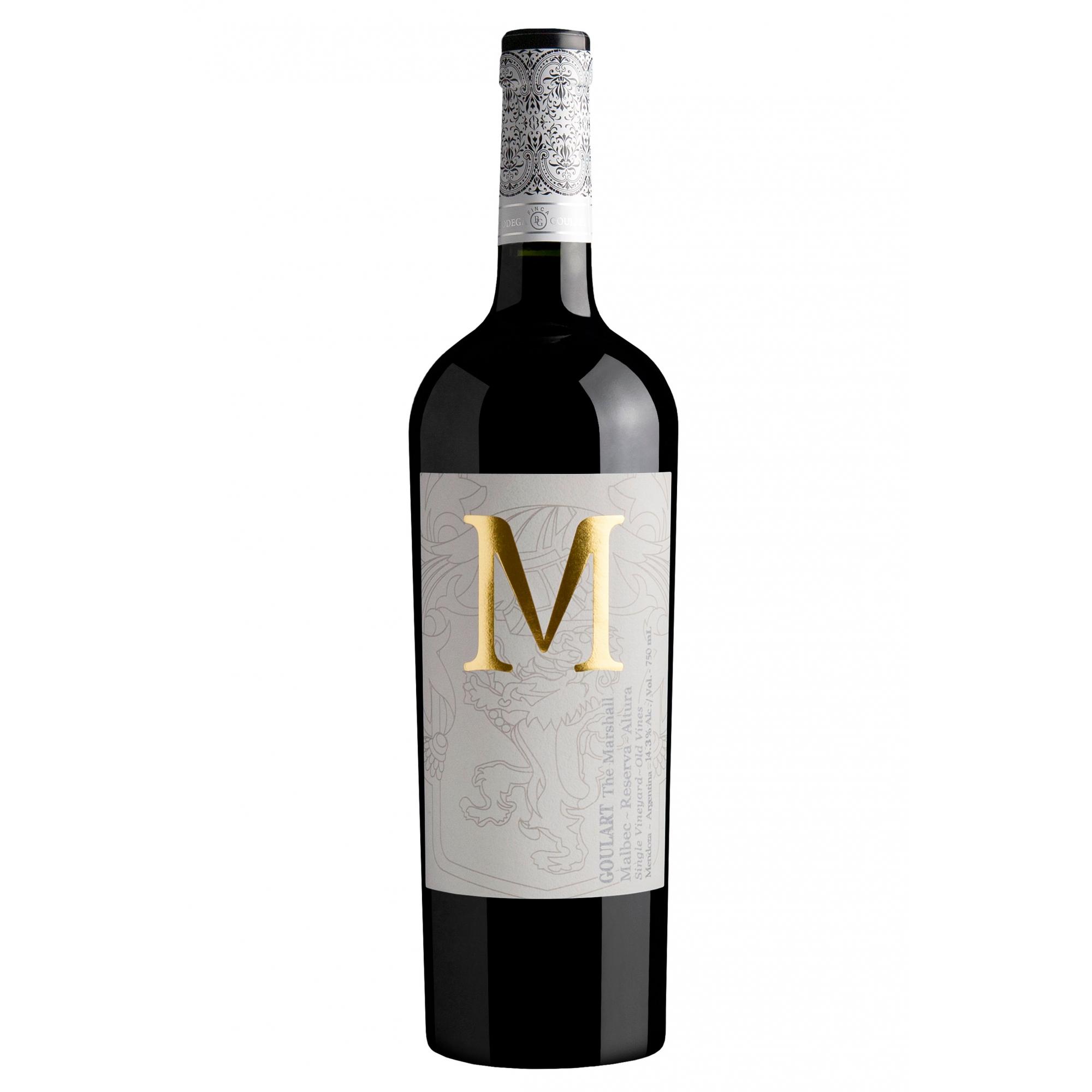 Goulart M The Marshall Altura Malbec 2018 - 750ml