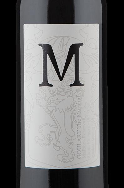 Goulart M The Marshall Reserva Malbec Single Vineyard 2012 - 375ml