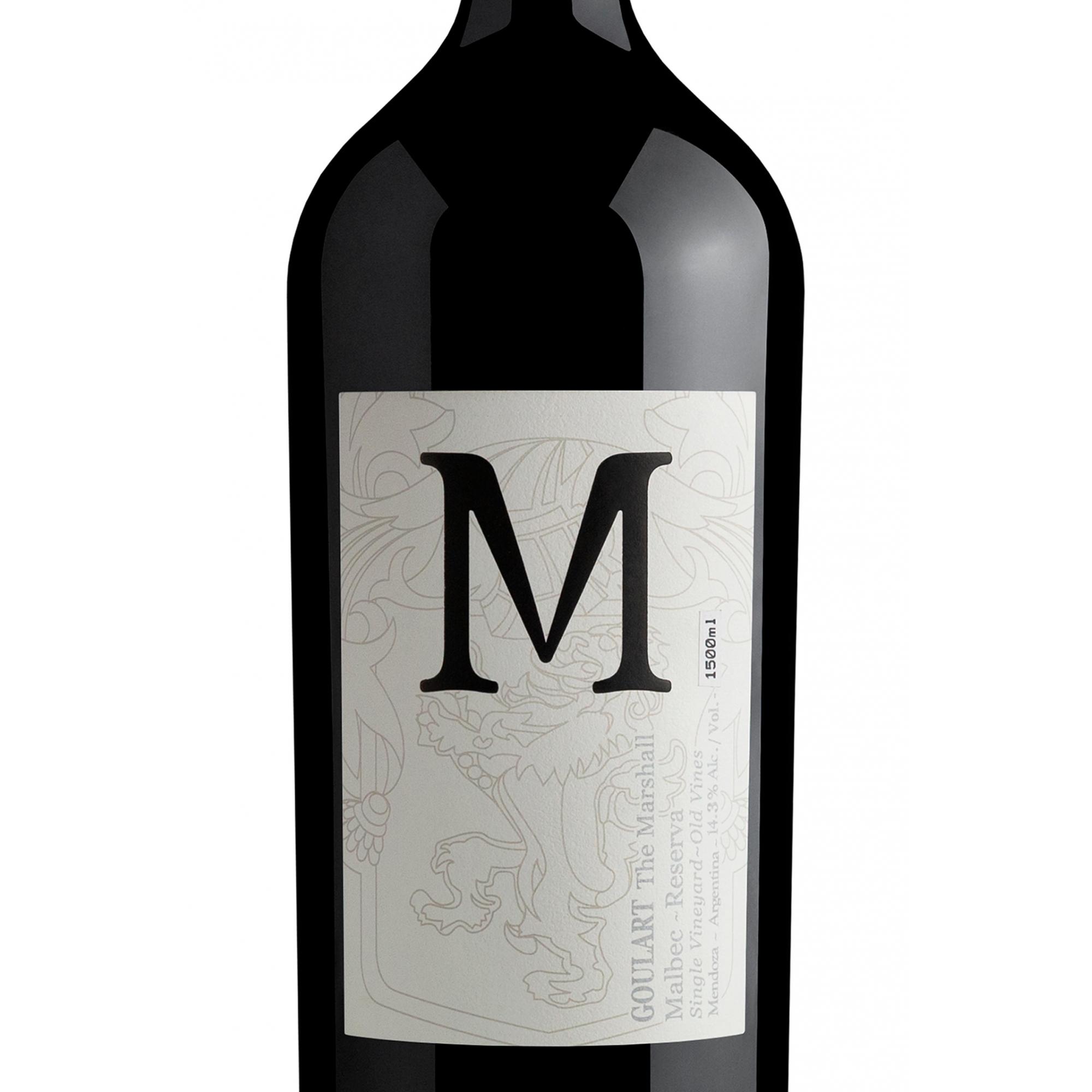 Goulart M The Marshall Single Vineyard  Malbec 2017 - 1,500ml