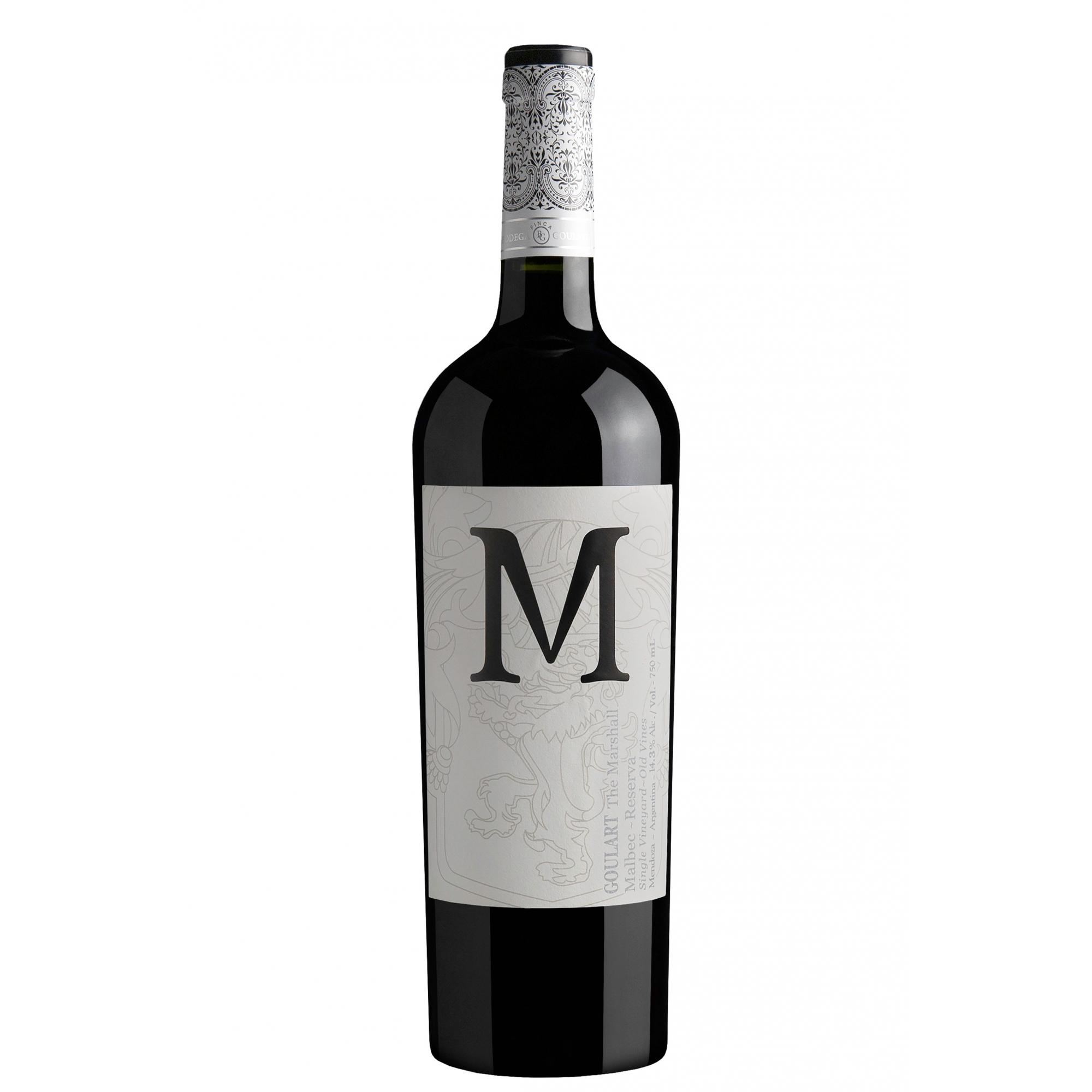 Goulart M The Marshall Single Vineyard  Malbec 2017 - 3.9 Vivino