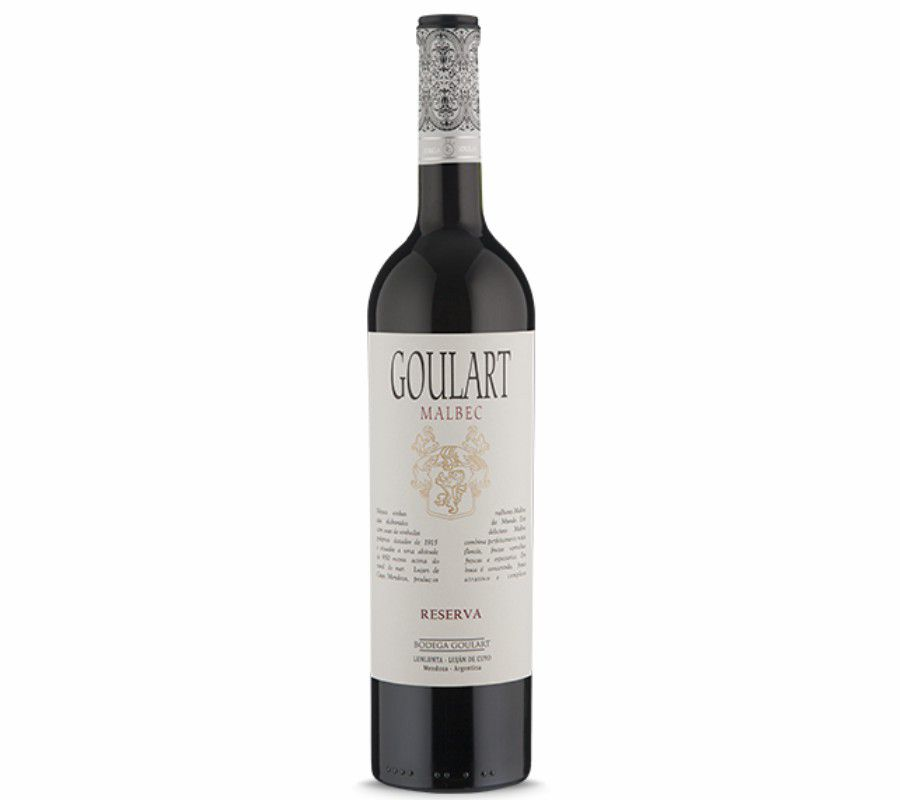 Goulart Reserva Super Malbec 2015 - 4.1 Vivino