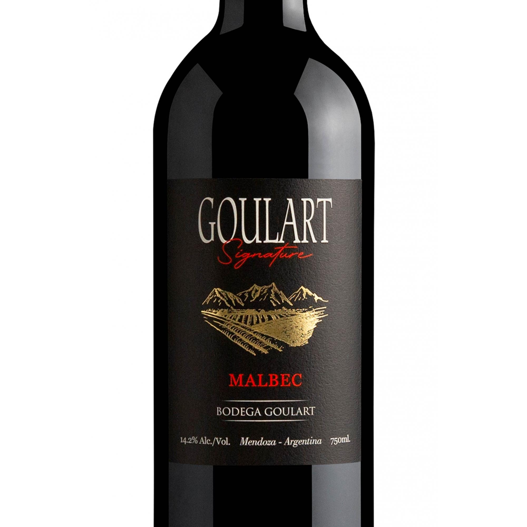 Goulart Signature Malbec 2020 - 750 ml