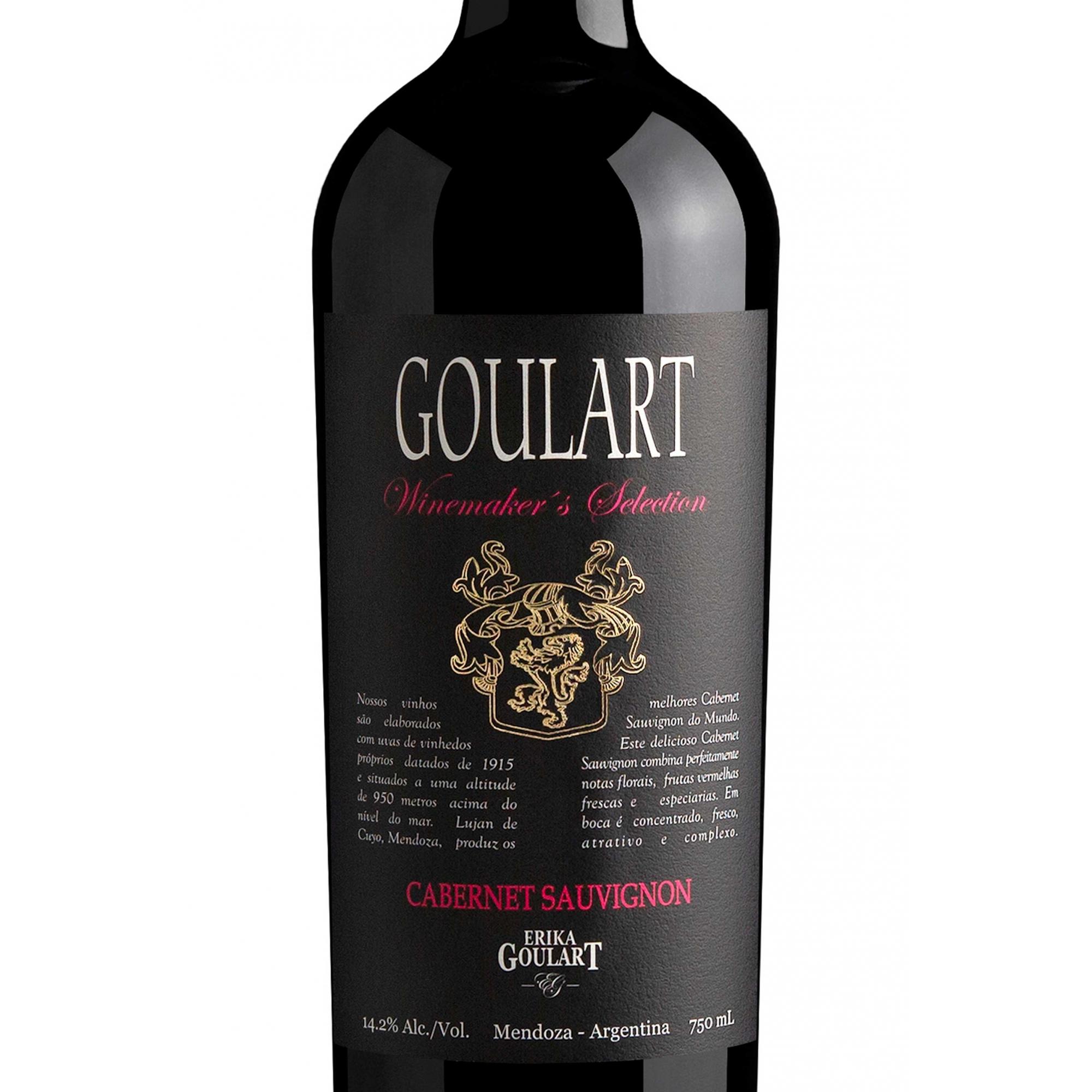 Goulart Winemaker's Selection Cabernet Sauvignon 2018 - 750ml
