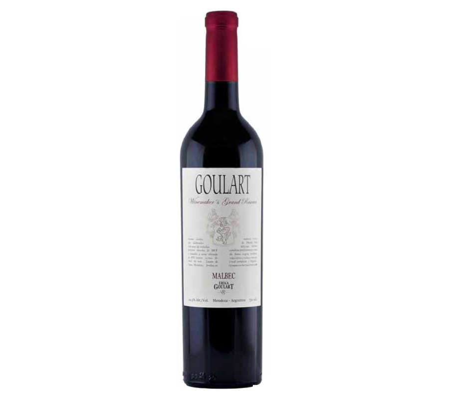Goulart Winemaker´s Grand Reserve Malbec 2017