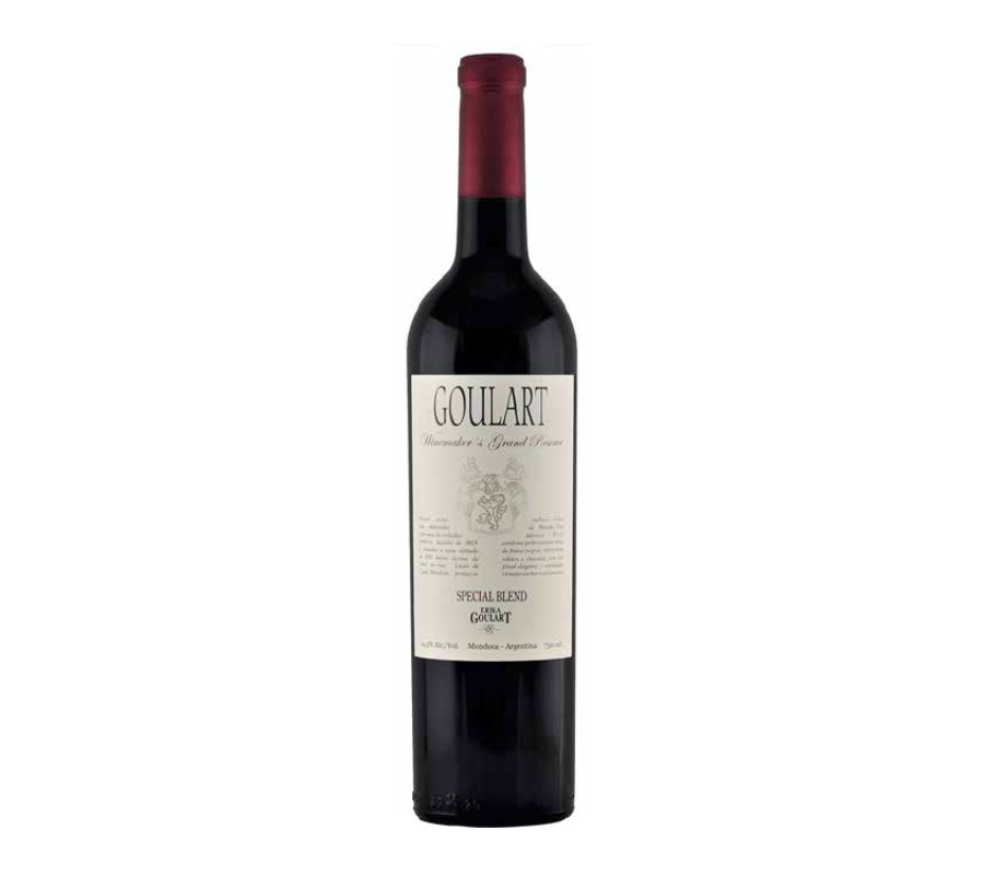 Goulart Winemaker´s Grand Reserve Special Blend 2017