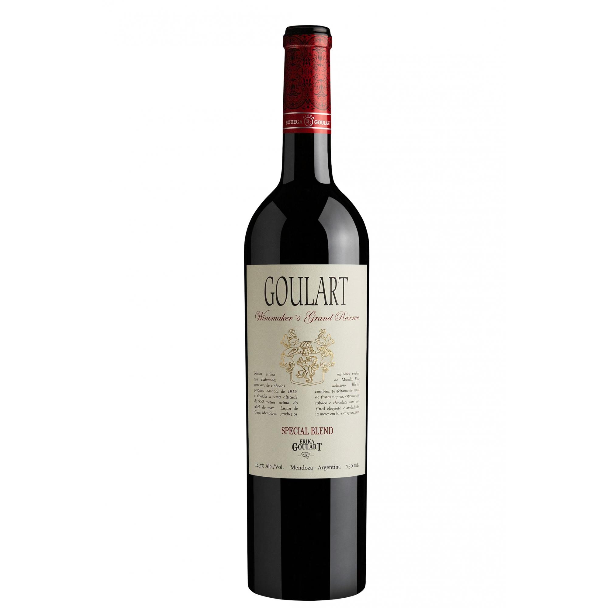 Goulart Winemaker´s Grand Reserve Special Blend 2017 - 750ml