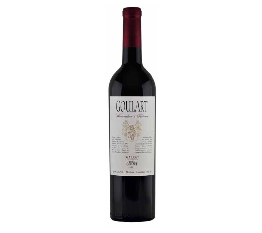 Goulart Winemaker´s Reserve Malbec 2014