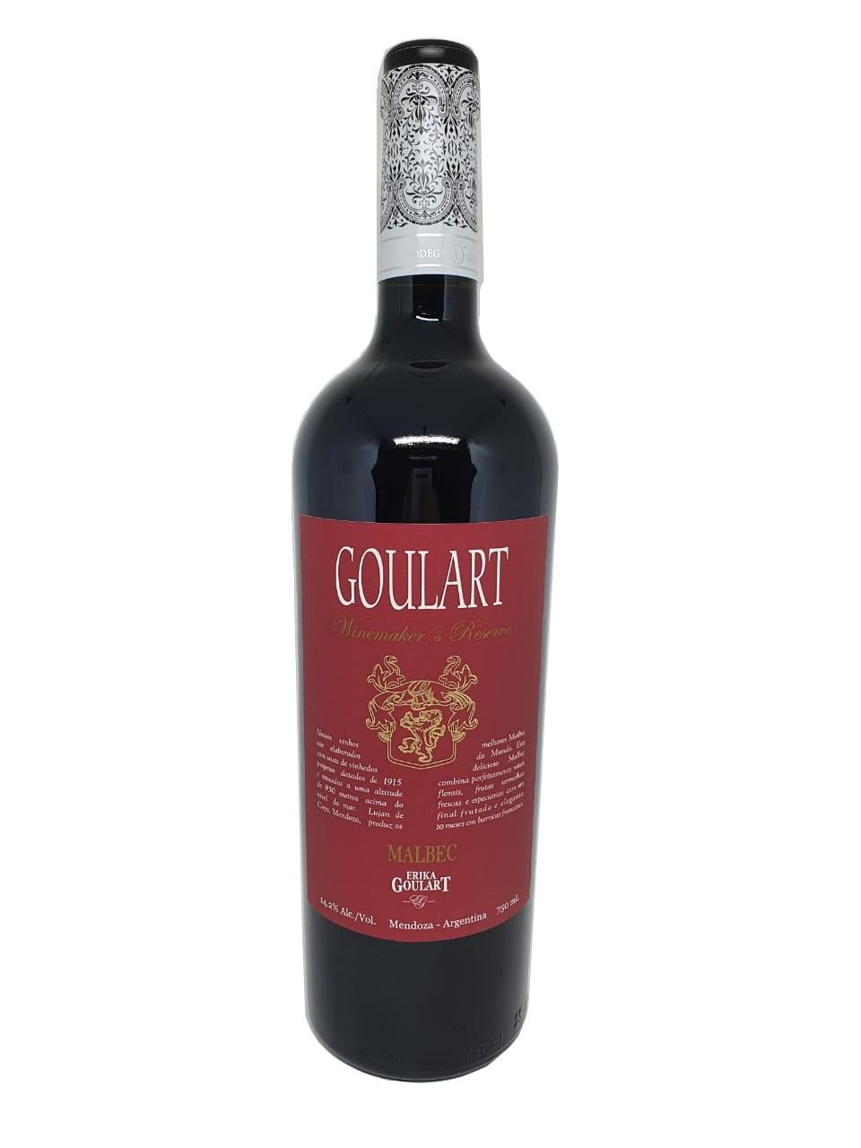 Goulart Winemaker´s Reserve Malbec 2018