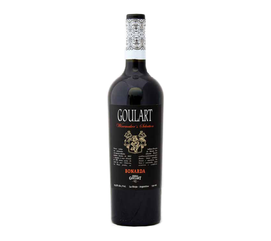 Goulart Winemaker´s Selection Bonarda 2019