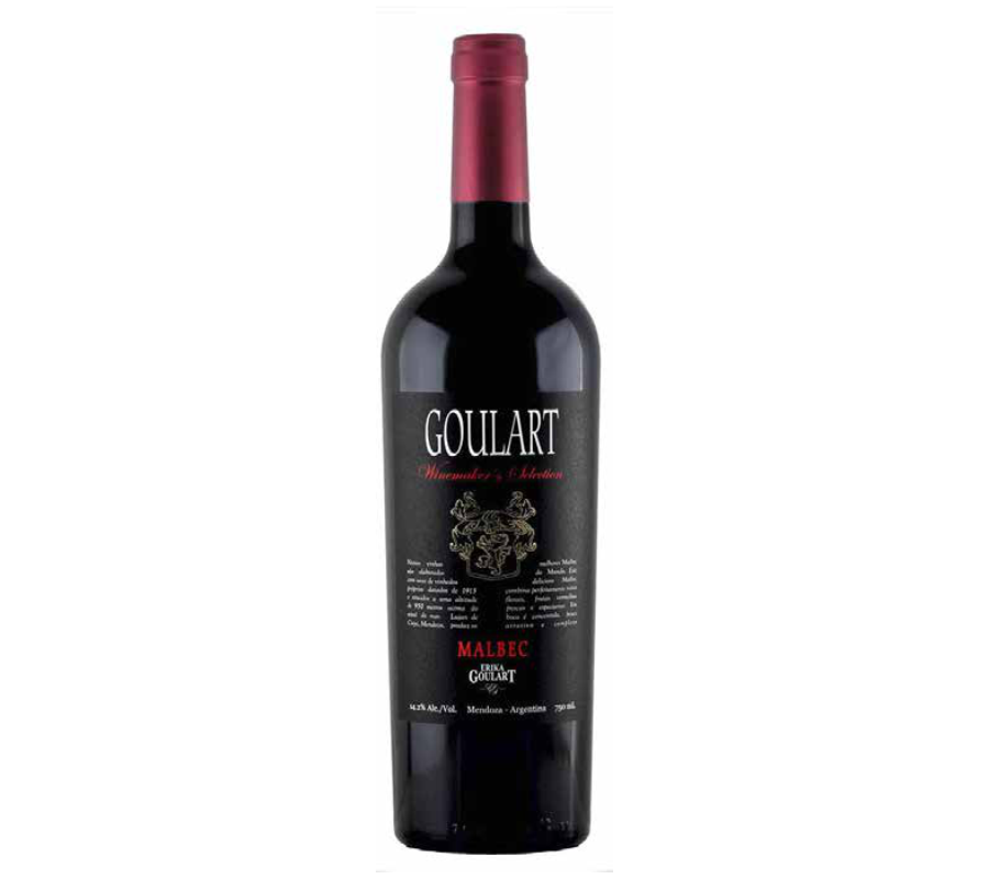 Goulart Winemaker´s Selection Malbec 2019