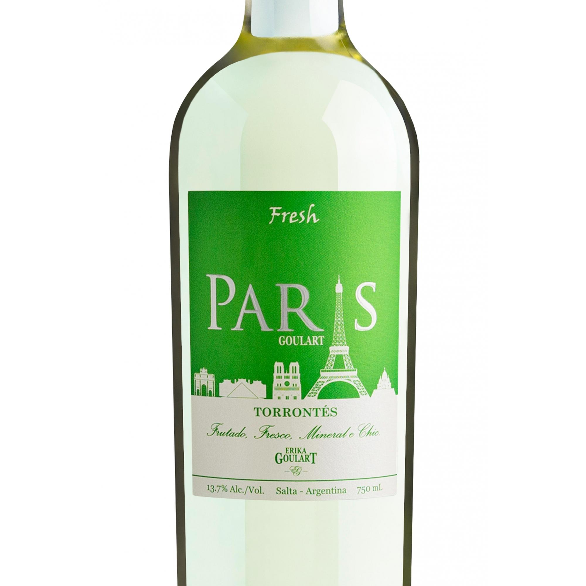 Paris Goulart Fresh Torrontés 2020 - 750ml