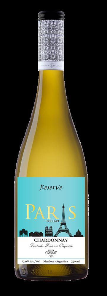 Paris Goulart Reserve Chardonnay 2019 - 750ml