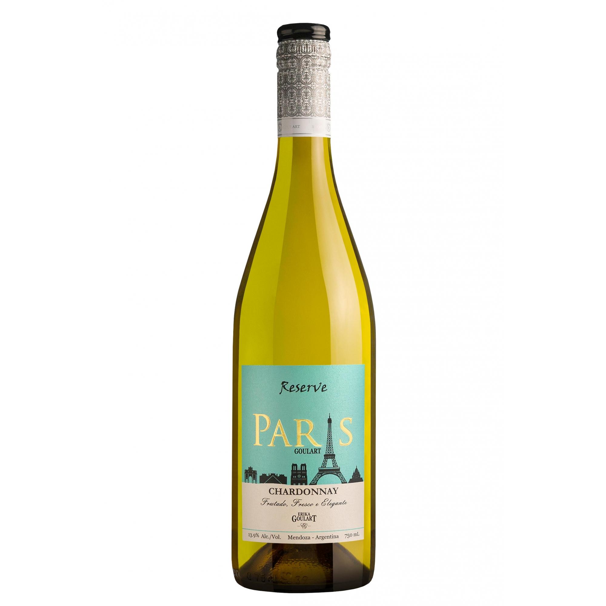 Paris Goulart Reserve Chardonnay 2020 - 750ml
