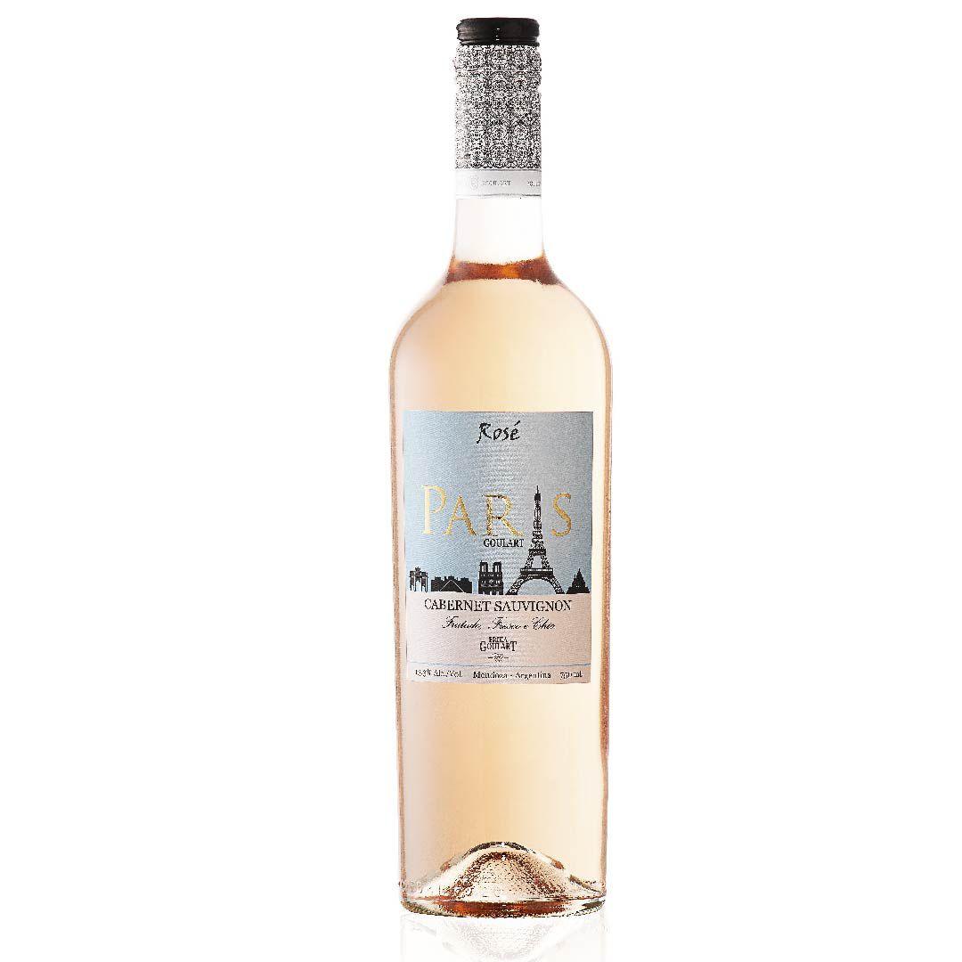 Paris Goulart Rosé Cabernet Sauvignon 2019