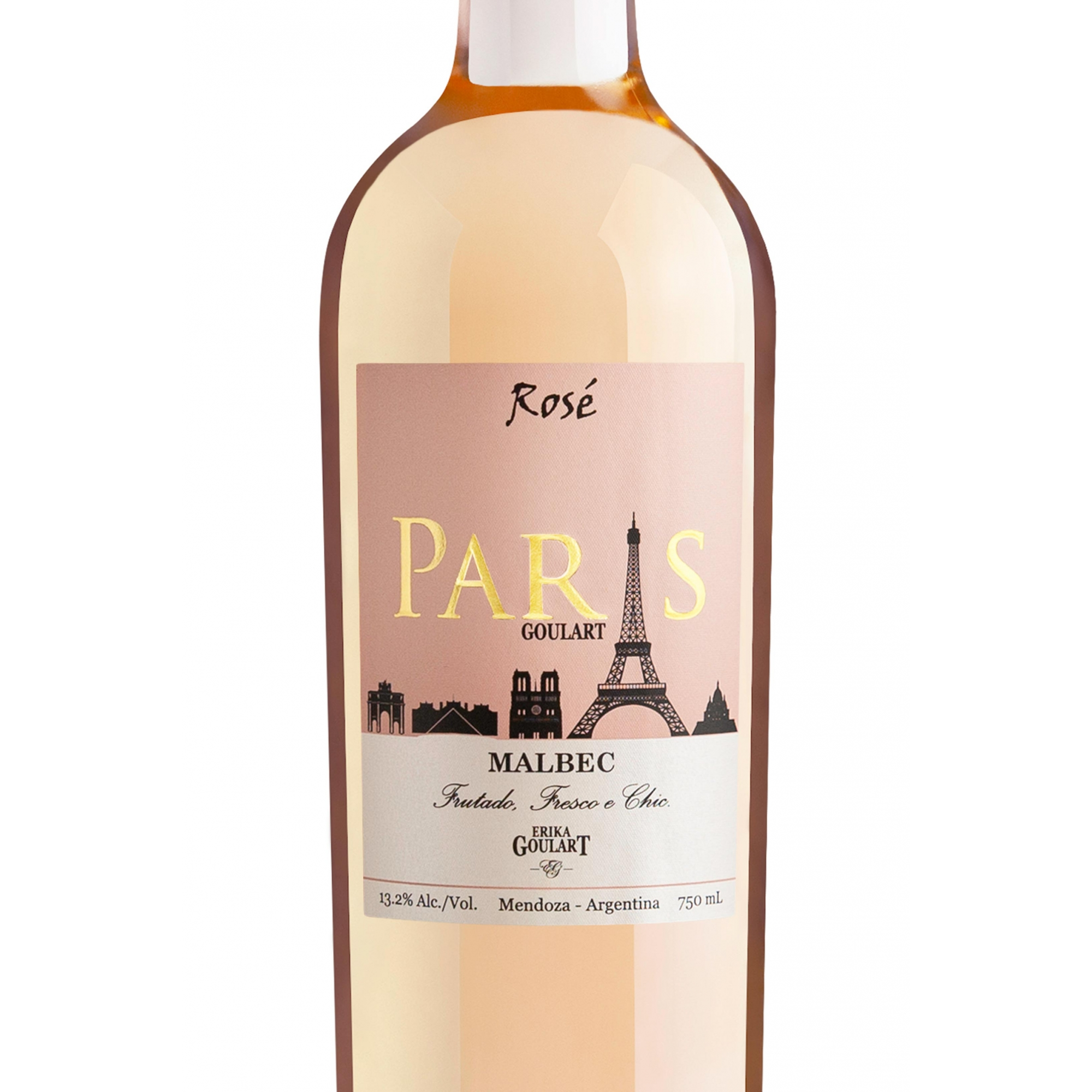 Paris Goulart Rosé Malbec 2020 - 750ml