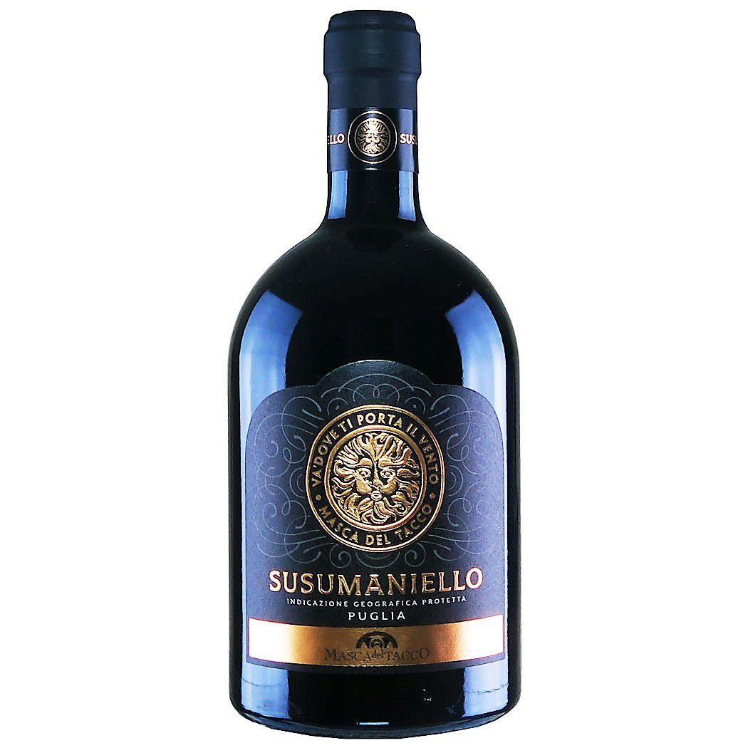 Masca del Tacco - Susumaniello Puglia 2016 - 750ml