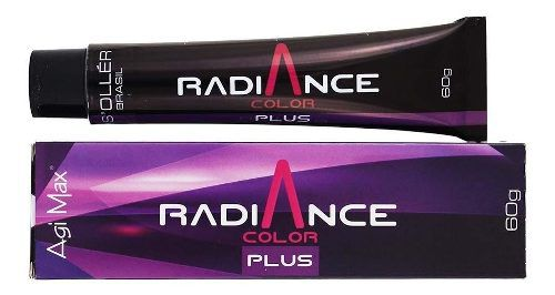 Soller Coloração Radiance Plus 7.03 Louro Médio Dourado