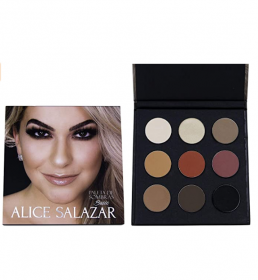 Alice Salazar Paleta de Sombras Basic Kit
