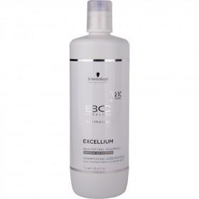 BC Excellium Beautifying Shampoo para Cabelos Grisalhos 1000 ml