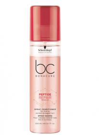 BC Bonacure Peptide Repair Rescue Spray Condicionador 200 ml