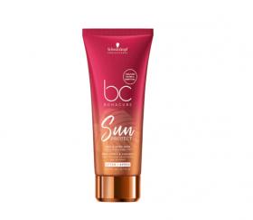 BC Bonacure Sun Protect Cabelo e Corpo 200ml