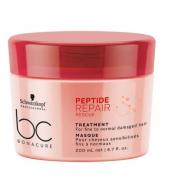 BC Peptide Repair Rescue Máscara de Tratamento 200 ml