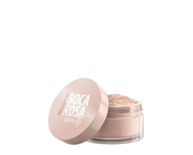 Boca Rosa Pó Facial Solto Beauty By Payot Matte 1 Mármore 20g