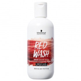 Bold Color Wash Red 300 ml