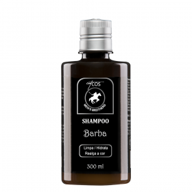 Catcos Men's Shampoo Desamarelador para Cabelo 300 ml