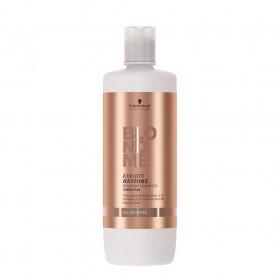 BlondMe All Blondes Shampoo Reparador e Reforçador de Pontes com Queratina 1000 ml