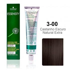 Essensity 3-00 Castanho Escuro Natural Extra