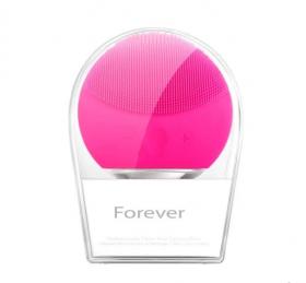 Forever Esponja Elétrica de Limpeza de pele Facial Massageadora