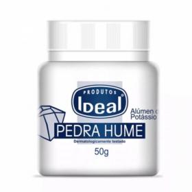 Ideal Pedra Hume Sólida 50g