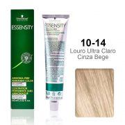 Essensity 10-14 Louro Ultra Claro Cinza Bege
