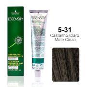 Essensity 5-31 Castanho Claro Mate Cinza