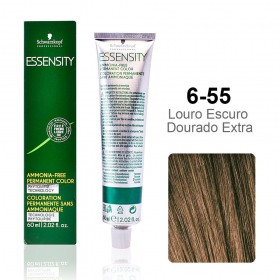 Essensity 6-55 Louro Escuro Dourado Extra