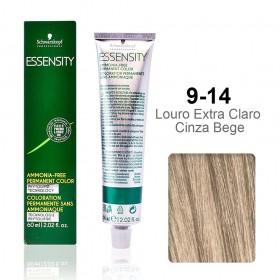 Essensity 9-14 Louro Extra Claro Cinza Bege