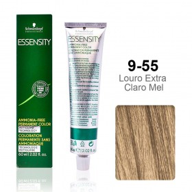 Essensity 9-55 Louro Extra Claro Mel