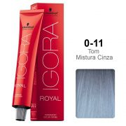 Igora Royal 0-11 Tom de Mistura Cinza