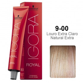 Igora Royal 9-00 Louro Extra Claro Natural Extra