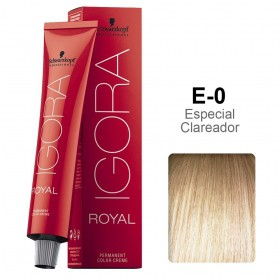 Igora Royal E-0 Especial Clareador