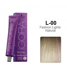 Igora Royal Fashion Lights L-00 - Fashion Lights Natural